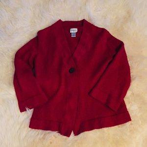 Chico's Alpaca/silk blend sweater